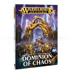 BATTLETOME: DOMINION OF CHAOS (HB) (ENG)